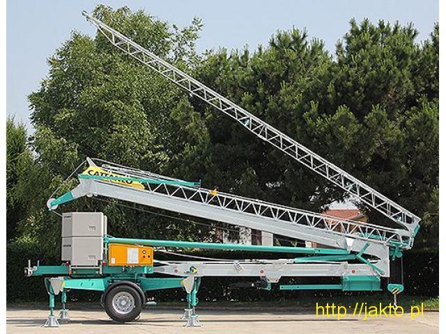 Żuraw szybkomontujący Cattaneo cm 221, Nowy