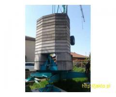 Żuraw wieżowy Cattaneo CM 82s4