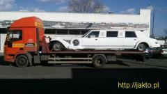 Zepsute auto? Wezwij pomoc drogową! 600-960-987 POZNAŃ FAST-TRANS