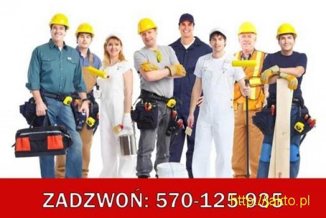 Pracownicy z Ukrainy podejmą pracę od zaraz tel: 570125935