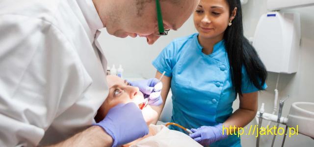 Gabinet stomatologiczny Colibrident