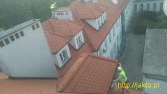 Malowanie Dachów, Malowanie Elewacji, Czyszczenie rynien Kraków, Wieliczka, Skawina, Mogilany