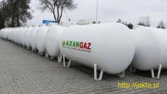 AXAN Gaz Propan, Zbiornik na gaz, Butla na gaz, Propan w super cenie !