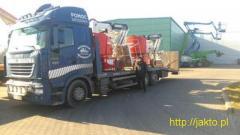Pomoc drogowa PHU FAST-TRANS