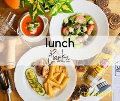 Pianka z Tanka - Lunch na okrągło!