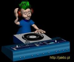 dj Konrad - śpiewający , profesjonalny dj z akordeonem