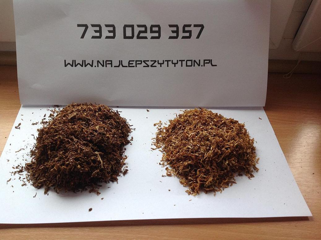 Tani Tytoń 1 kg Tylko 85 zł. Jak w Sklepie - Przekonaj Się - Zapal i Nie Przepłacaj
