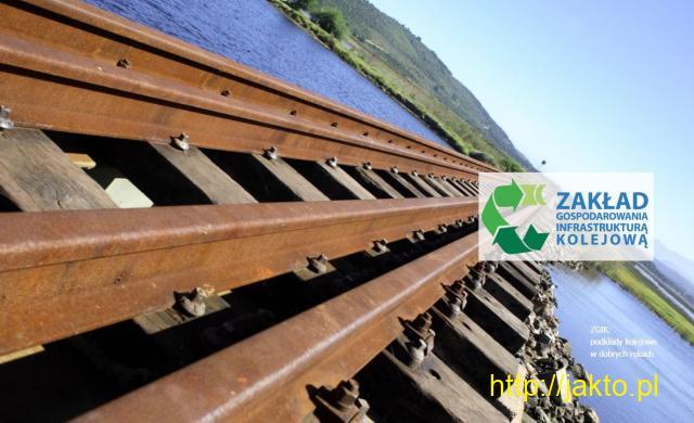 Utylizacja drewnianych podkładów kolejowych