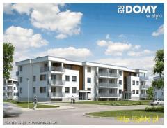 Projekty domów wielorodzinnych - DomyWStylu.pl