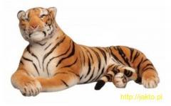 tygrysy pluszowe - 160 cm