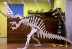 mega puzzle 3D - szkielet dinozaura