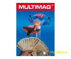 Multimag litr paliwa tańszy o 80 groszy