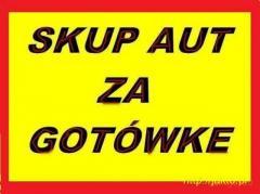 Skup aut za gotówkę w każdym stanie pomorskie Gdynia