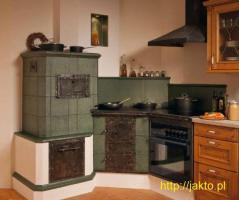 Piec kuchenny-tradycja, prestiż i nowoczesność.