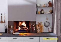 Kuchnie węglowe, na drewno, pellety, piecyki, kominki.