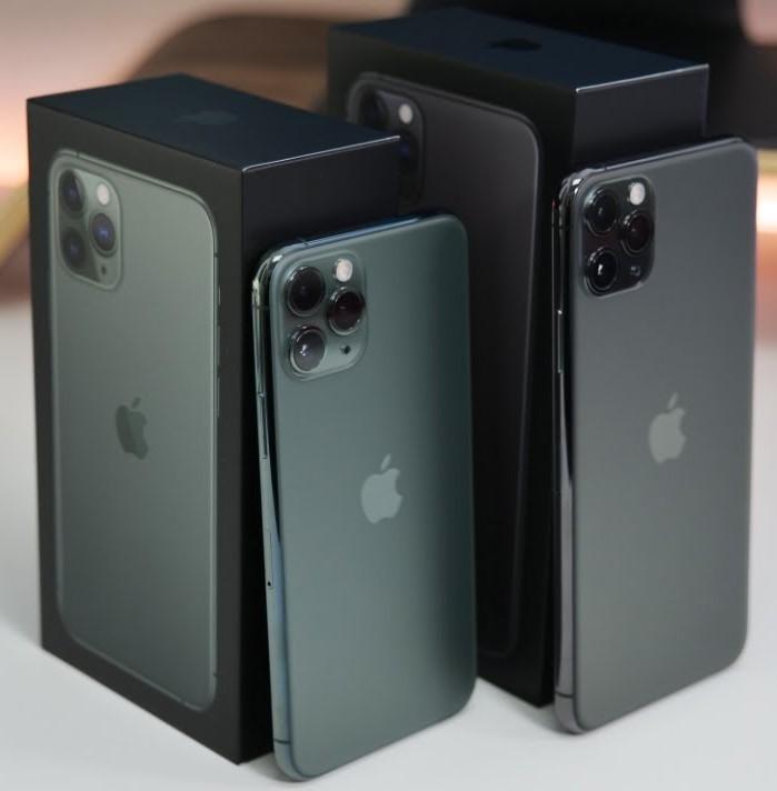 Apple iPhone 11 Pro 64GB dla $500, iPhone 11 Pro Max 64GB dla $550,iPhone 11 64GB = $450