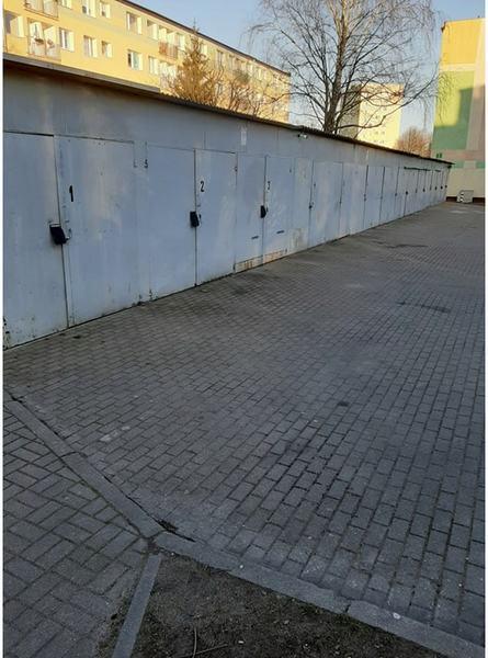 Witomino Pogodna Garaż kanał prąd