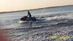 Skuter wodny Yamaha FX 1800 turbo sho stan bdb