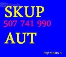 Skup anglików,507741990 Skup samochodów za gotówkę w każdym stanie