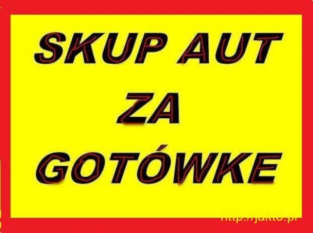 Skup aut w kazdym stanie,auto złom, autokasacja, skup skuterow, skup quadow,518503404