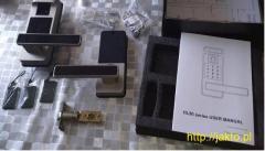 Zamek Smartlock dotyk palca Harfo HL90 ,na kartę