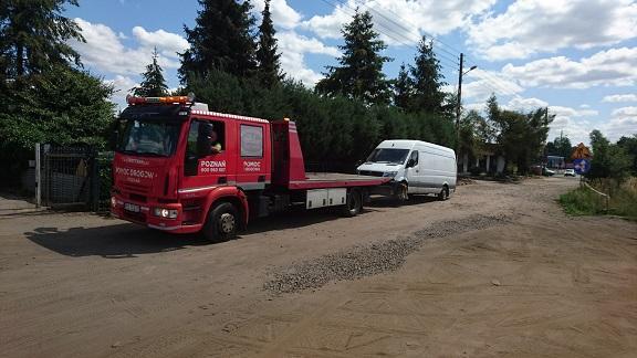 Autoholowanie Pomoc drogowa Poznań FAST-TRANS Tel 600-960-987