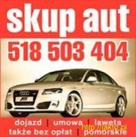 Auto skup, auto kasacja, auto złom, skup samochodów za gotówkę, skup aut