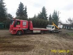Pomoc Drogowa Poznań – Michał Kuta FAST-TRANS
