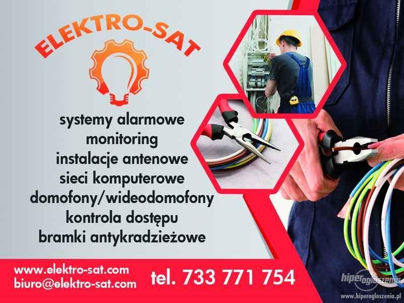 Systemy alarmowe, alarmy, monitoring Kołobrzeg