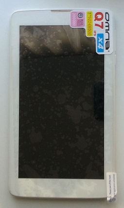 Smartfon Tablet Q7 4x1.3 IPS BT GPS 1G/8GB