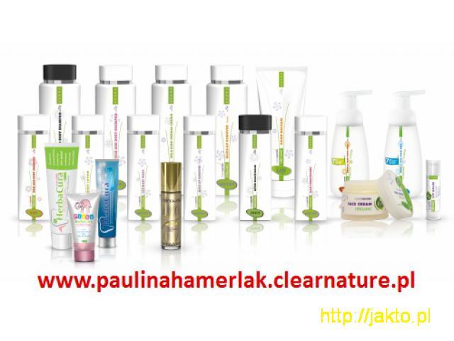 Kosmetyki BIO Clear Nature w atrakcyjnych cenach!