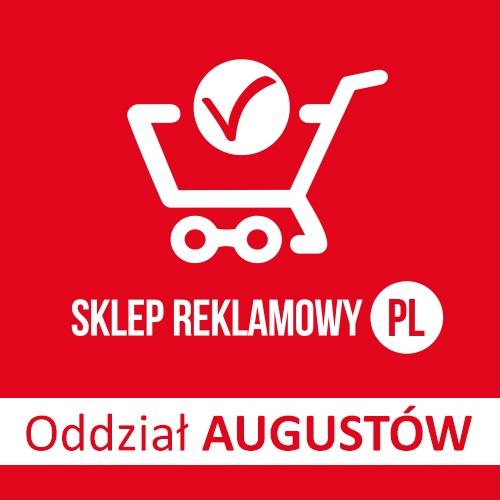 Sklep Reklamowy od czerwca już w Augustowie!