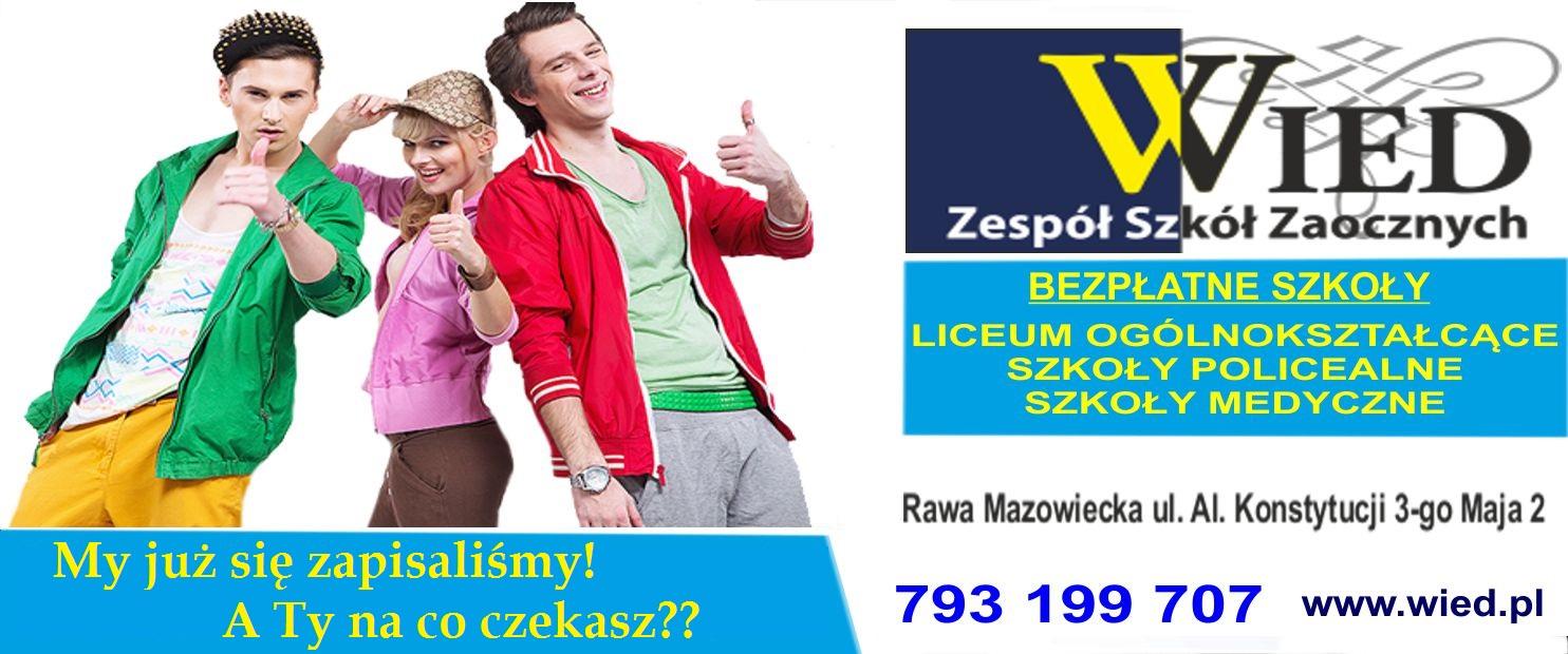Bezpłatna Szkoła w Rawie Mazowieckiej