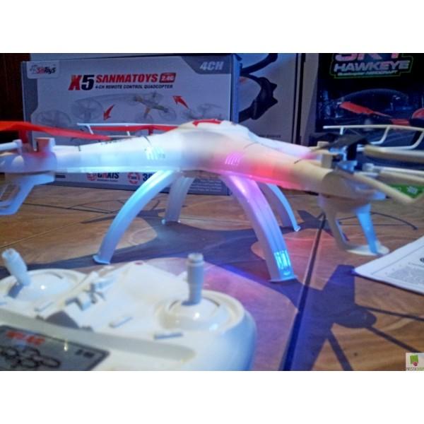 Quadrocopter Dron LH-X6 intruder