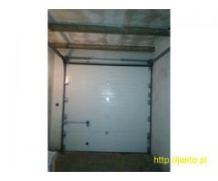 Sprzedam bramę garażową KRISPOL