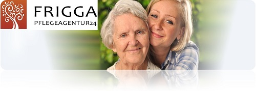 FRIGGA Opieka nad seniorem/ Praca od zaraz na Bawarii 232PM