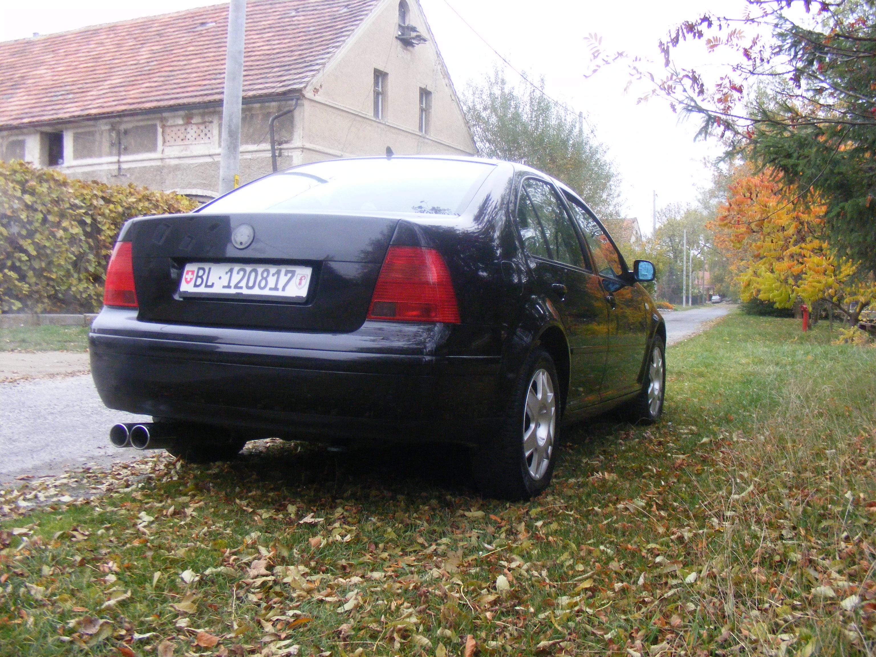 Volkswagen Bora 150km full wersja high line