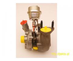 Turbosprężarki nowe, regenerowane