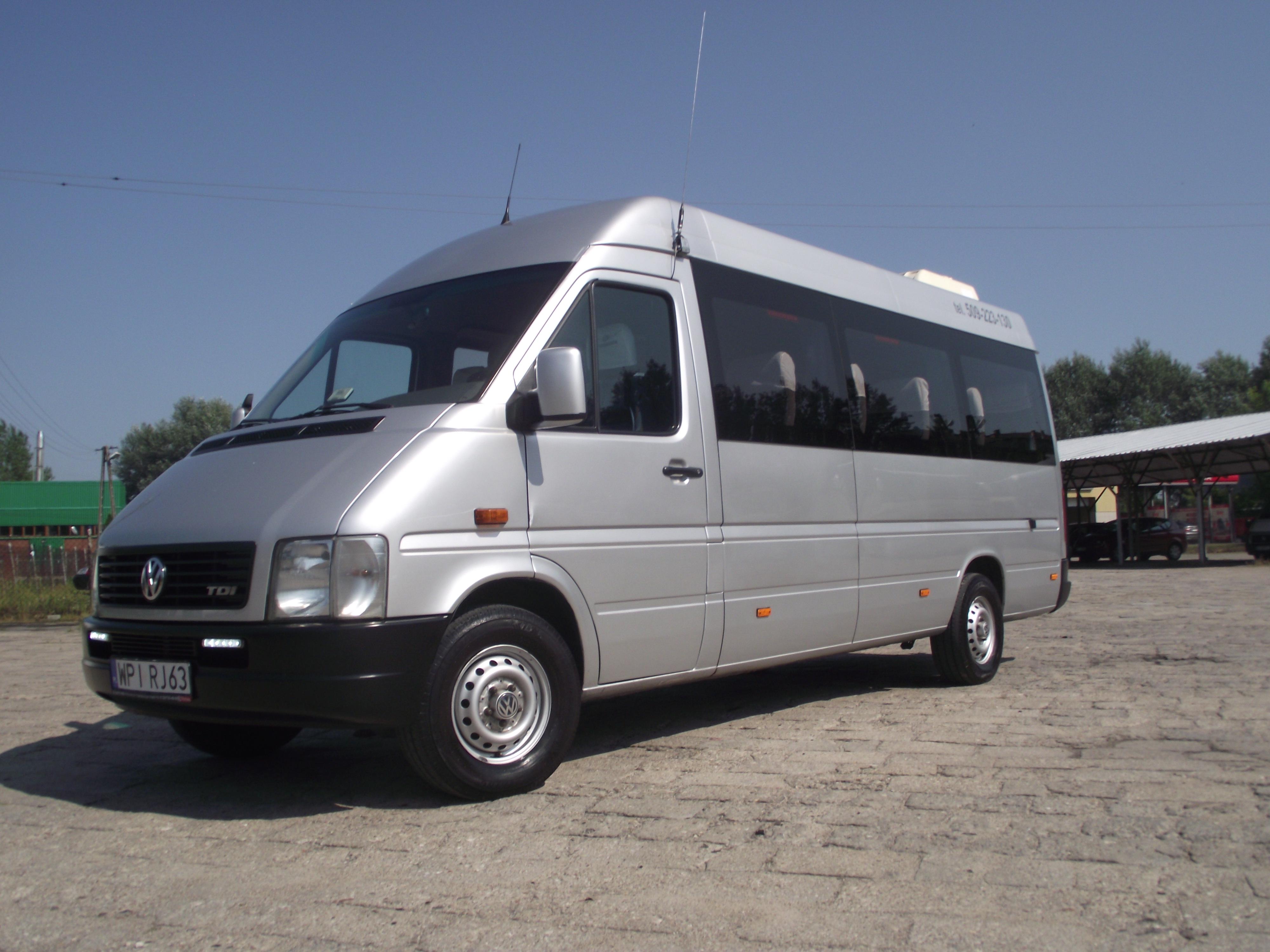 Przewóz Osób- Wynajem Bus- Usługi Transportowe