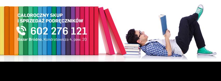 Podręczniki szkolne nowe i używane.