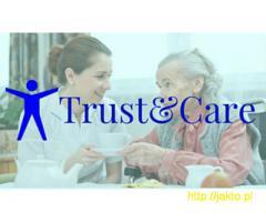 Opiekunki osób starszych w Niemczech, zarobki do 1500 EURO na rękę!