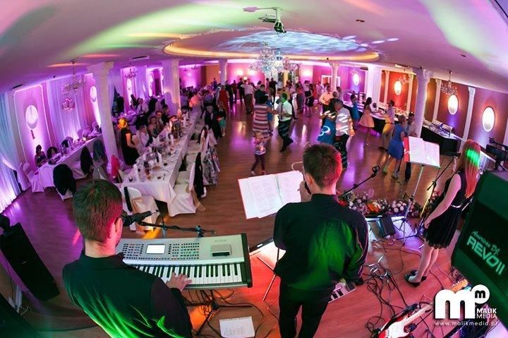zespół muzyczny Averse! wesela studniówki dancingi