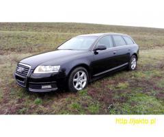 Sprzedam Audi A6 Kombi 2011r.