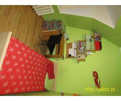 Sprzedam mieszkanie dwupoziomowe w Chełmnie przy ulicy Polnej. 72,2m2.