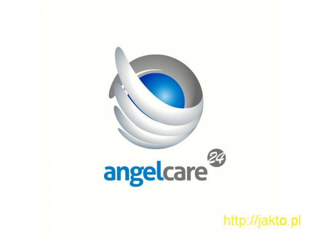 AngelCare24: Opieka nad mobilnym, dobrze sytuowanym Seniorem