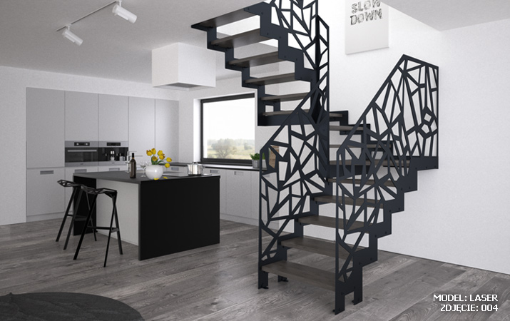 Rintal- schody, poręcze, balustrady