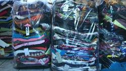 Sprzedaż Odzieży Sortowanej