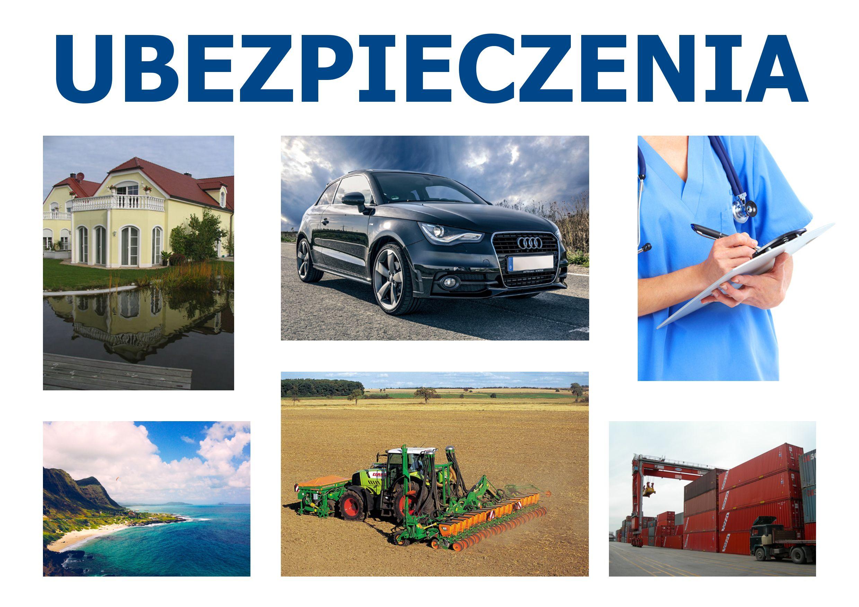 Polisa OC, AC, budynków, firm, rolne - super oferta! Włodowice, Kroczyce