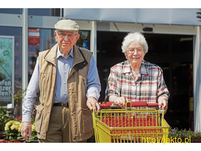 Opiekunka Osoby Starszej.