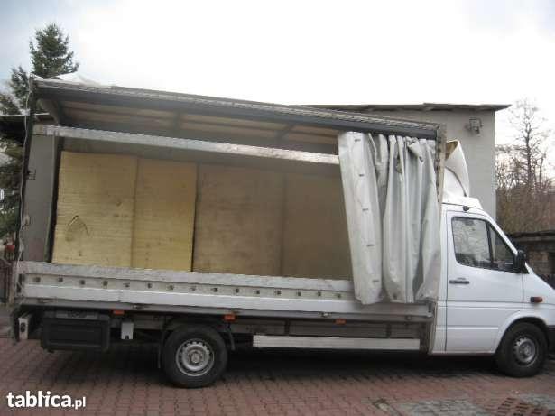 Transport Doąbrowa Górnicza , samochody do 2 ton ładowności , 8 paletowe , faktura vat
